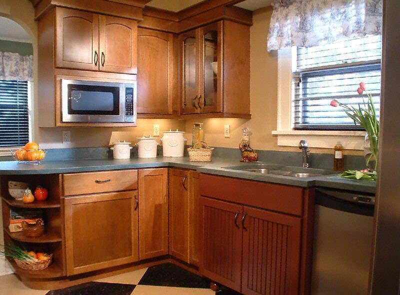 cuisine plan de travail de cuisine classique clair en ardoise. Black Bedroom Furniture Sets. Home Design Ideas