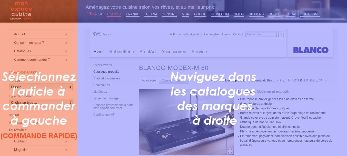 Msa cuisine catalogue trendy feuilleter en ligne with msa for Catalogue meuble pdf