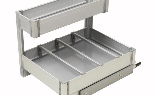 Amenagement interieur meuble de cuisine for Rangement interieur meuble cuisine