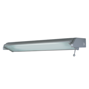 zenkitchen applique fluo mtal laqu blanc avec interrupteur - Applique Cuisine Avec Interrupteur