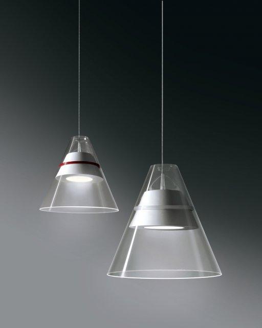 luminaire suspension transparente. Black Bedroom Furniture Sets. Home Design Ideas