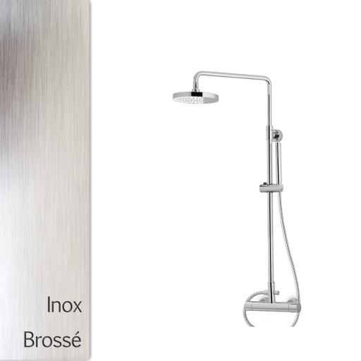colonne de douche extrieure gallery of colonne de douche. Black Bedroom Furniture Sets. Home Design Ideas