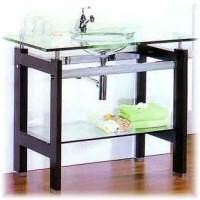 le verre pour les plans de travail de cuisine et salle de bain. Black Bedroom Furniture Sets. Home Design Ideas