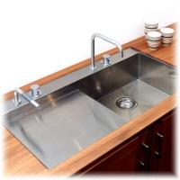 Plan de travail bois massif zenwood pour cuisine et salle de bain Plan de travail en bois massif