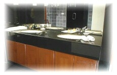 Plan de travail de cuisine et salle de bain cr dence - Decoupe evier plan de travail ...