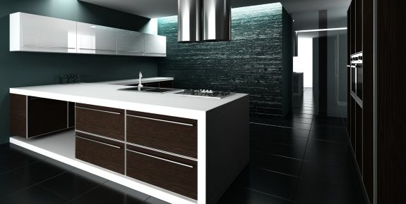 plan de travail cuisine sur mesure plan de travail granit quartz corian. Black Bedroom Furniture Sets. Home Design Ideas