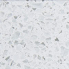 Plan de travail quartz Silestone� white diamond